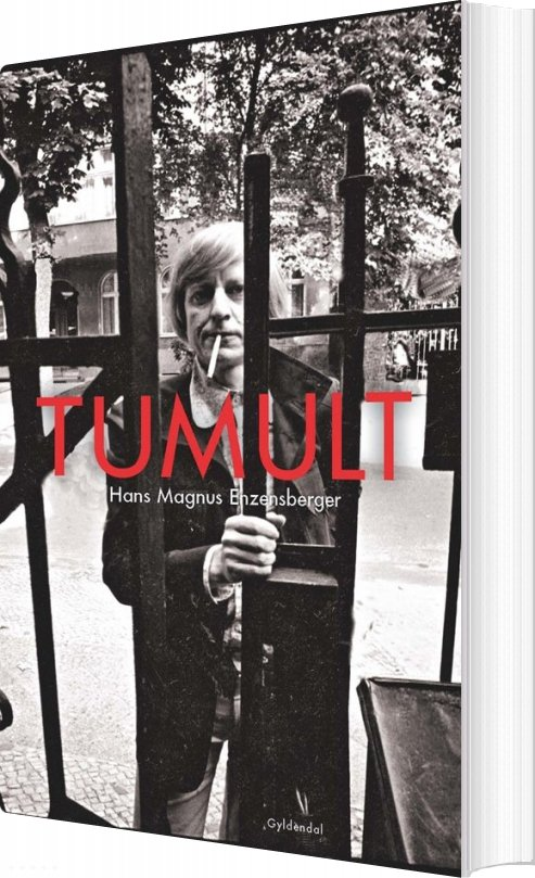 Image of   Tumult - Hans Magnus Enzensberger - Bog