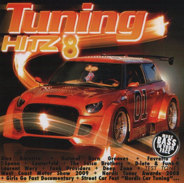 Image of   Tuning Hitz 8 - Deluxe - CD