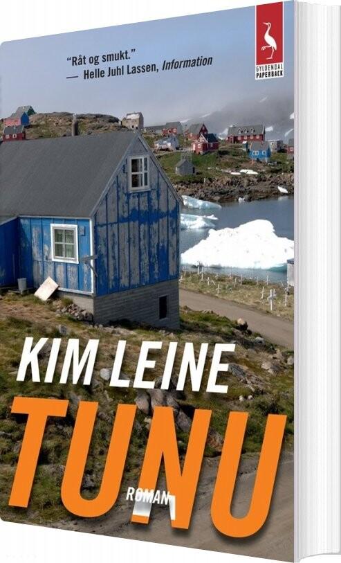 Tunu - Kim Leine - Bog