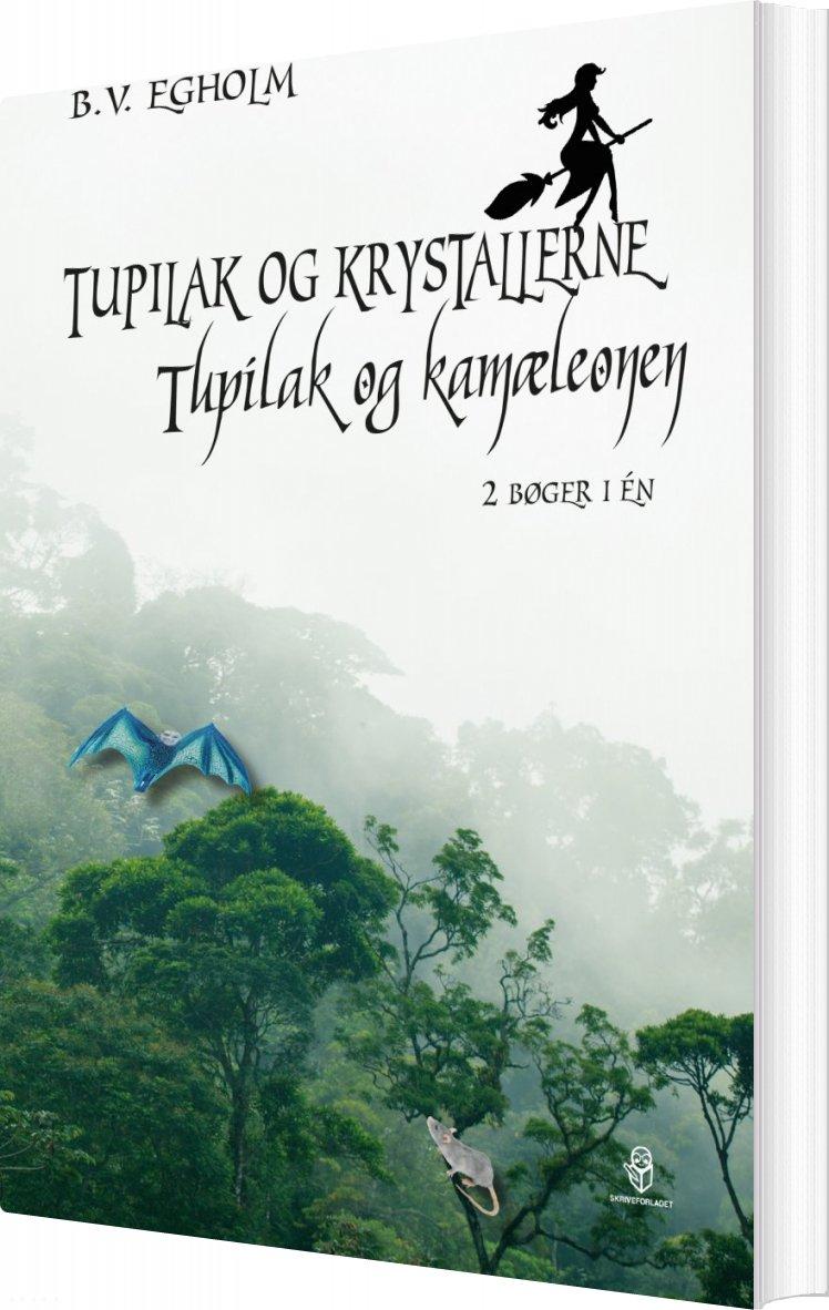 Image of   Tupilak - Bente Egholm - Bog
