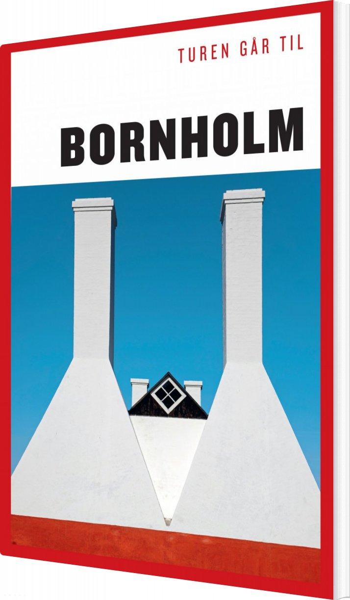 Turen Går Til Bornholm Af Kristoffer Holm Pedersen Køb Bogen