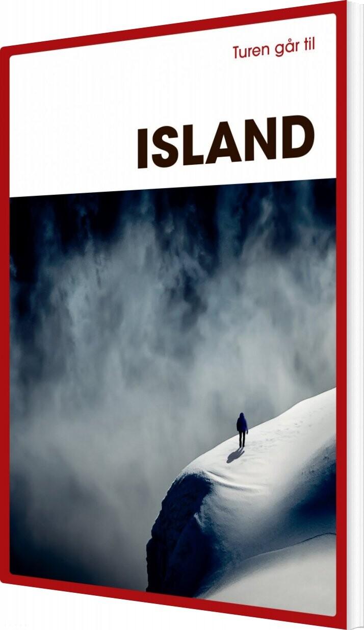 Turen Går Til Island - Kristian Torben Rasmussen - Bog