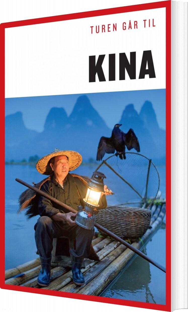 Turen Går Til Kina - Preben Hansen - Bog