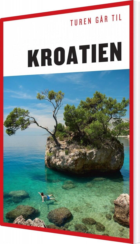 Billede af Turen Går Til Kroatien - Tom Nørgaard - Bog