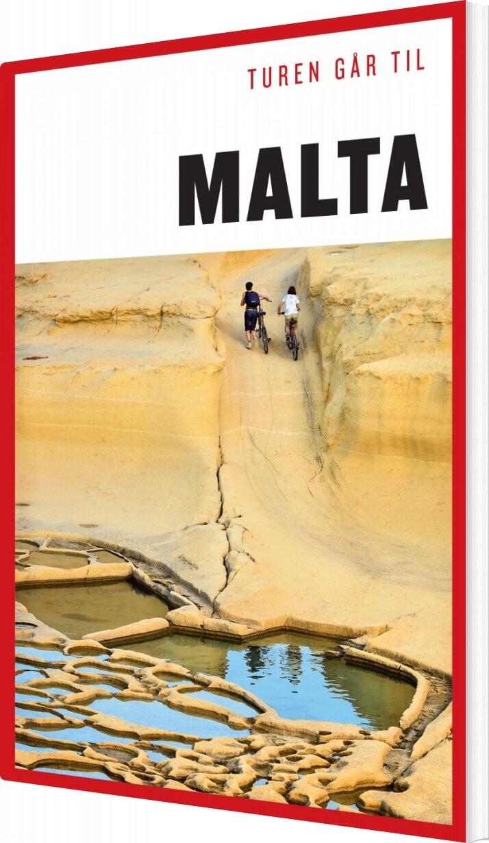 Turen Går Til Malta - Hanne Høiberg - Bog