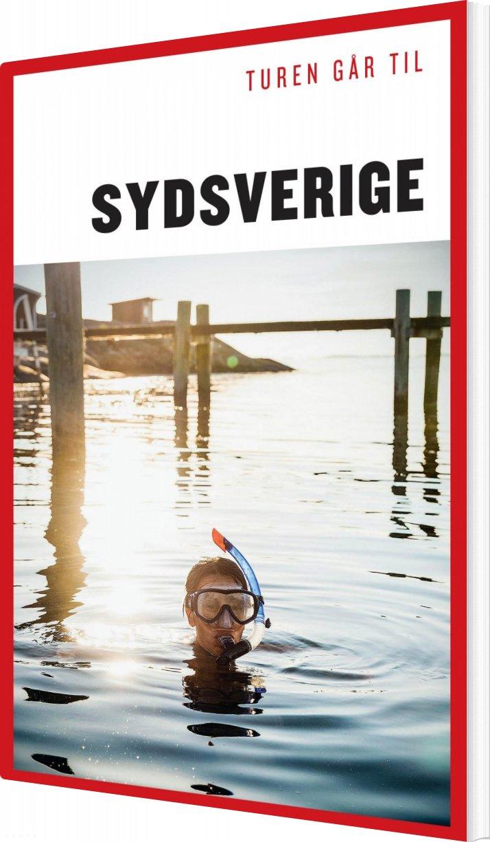 Turen Går Til Sydsverige - Eja Nilsson - Bog