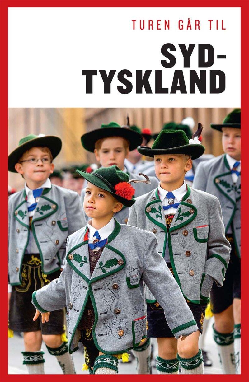Turen Går Til Sydtyskland - Jytte Flamsholt Christensen - Bog
