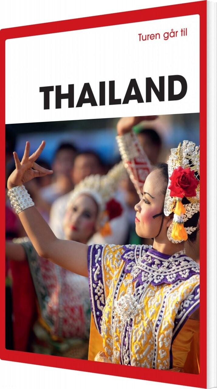 Turen Går Til Thailand - Mikkel Tofte Jørgensen - Bog