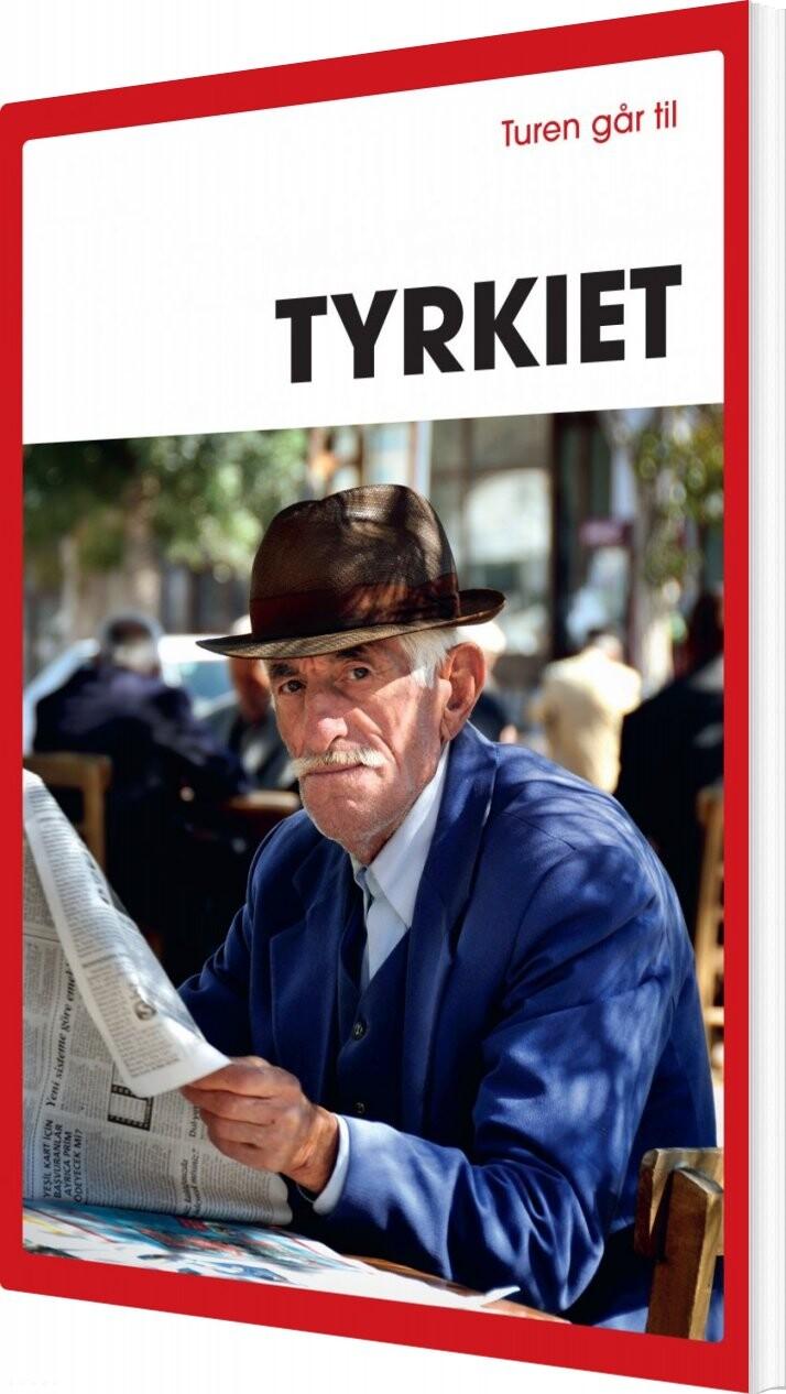 Turen Går Til Tyrkiet - Duygu Cakir - Bog