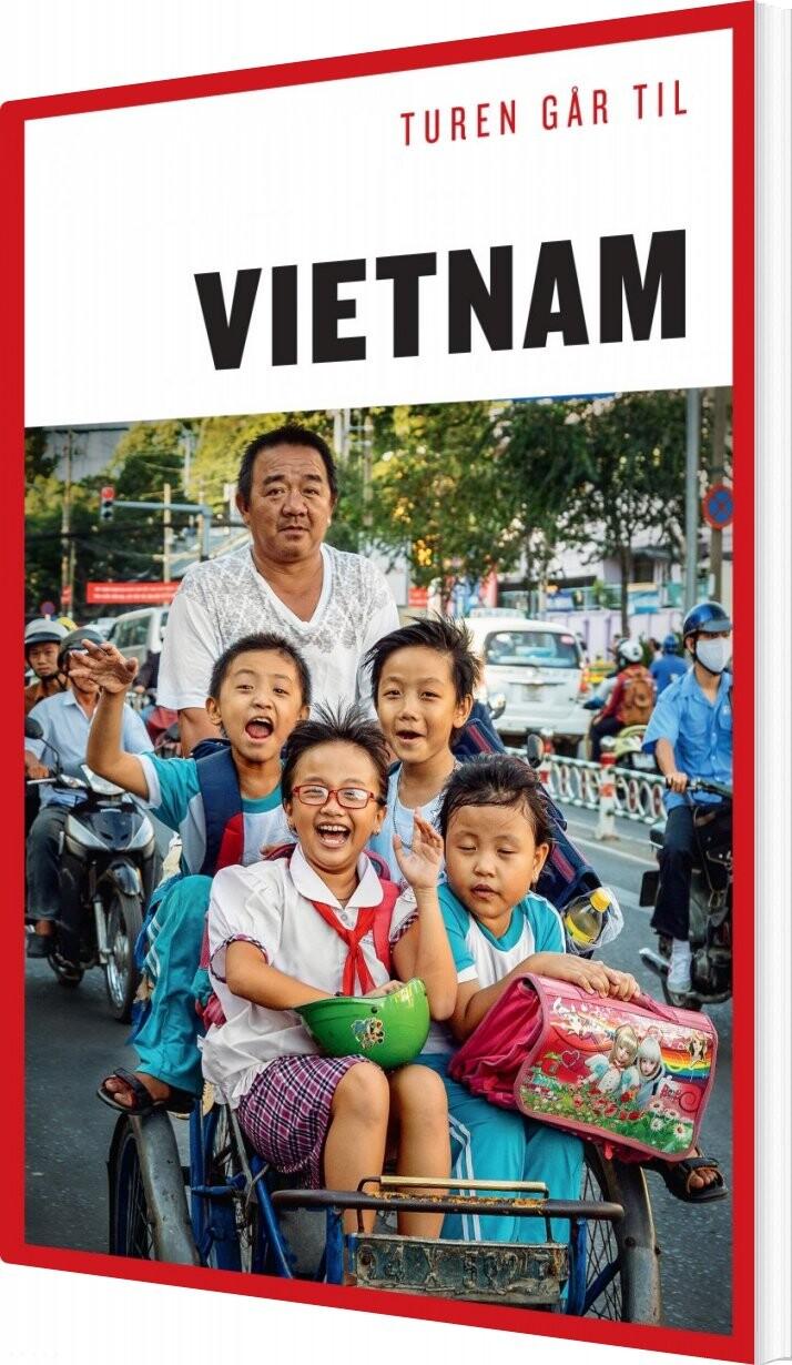Turen Går Til Vietnam - Niels Fink Ebbesen - Bog