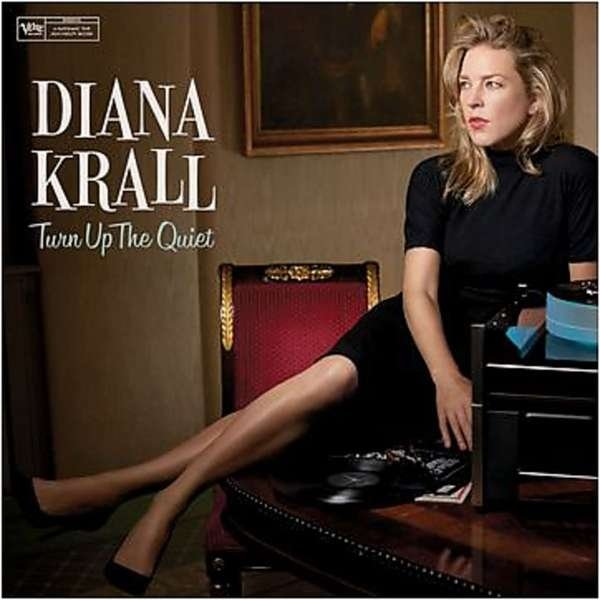 Image of   Diana Krall - Turn Up The Quiet - CD