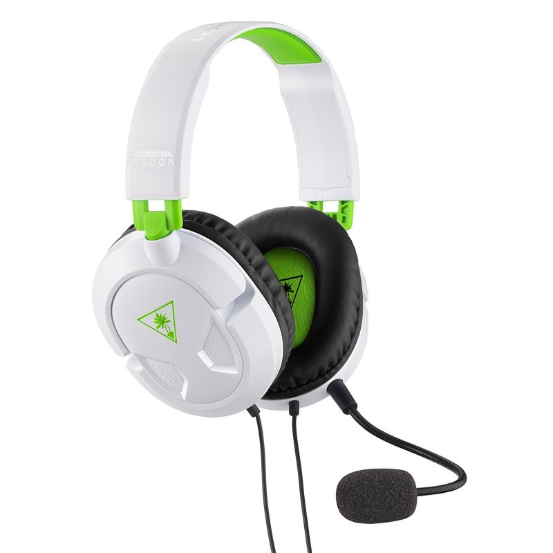 Image of   Turtle Beach Ear Force Recon 50x Gaming Headset - Hvid