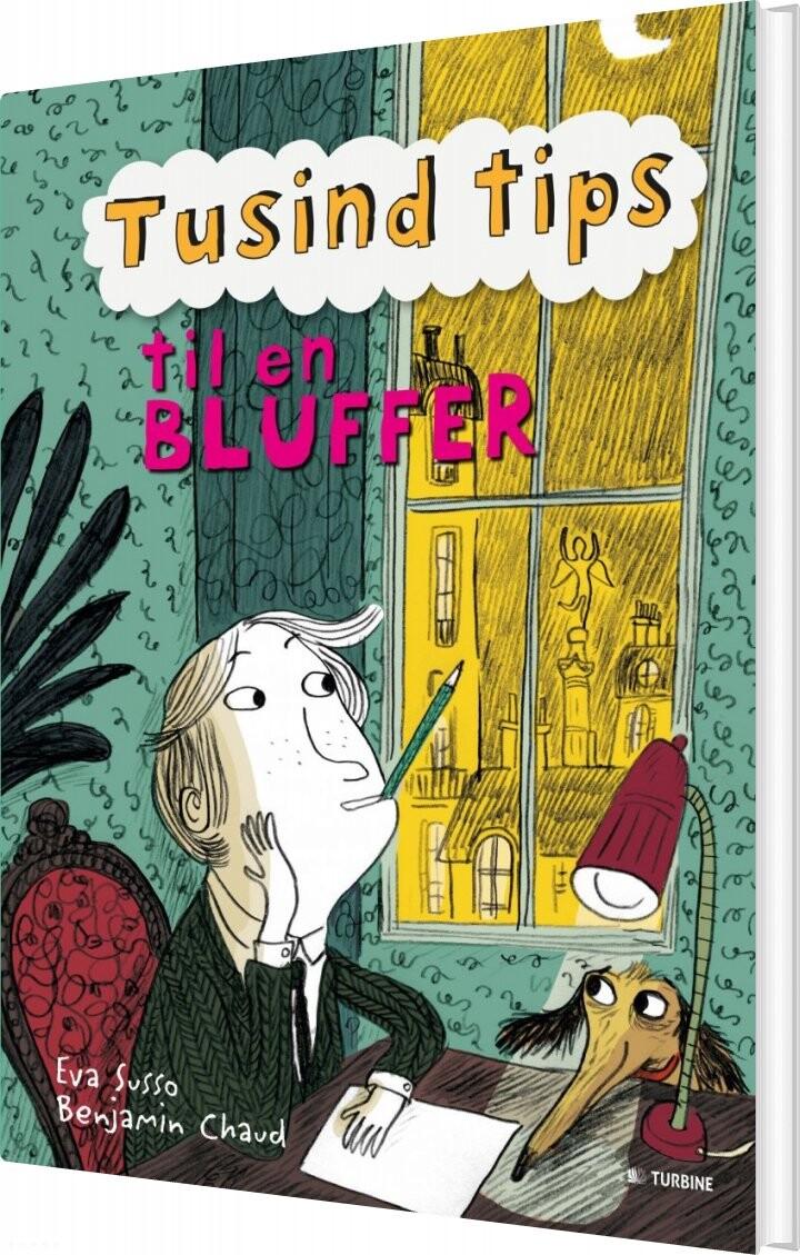 Image of   Tusind Tips Til En Bluffer - Eva Susso - Bog