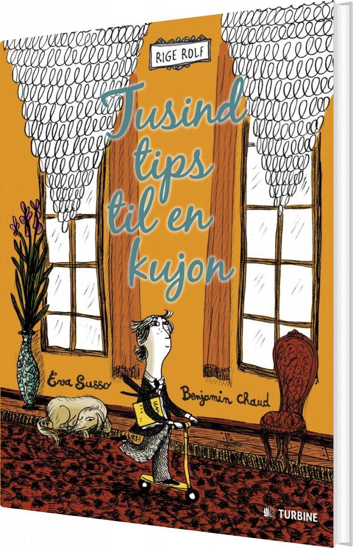 Image of   Tusind Tips Til En Kujon - Eva Susso - Bog
