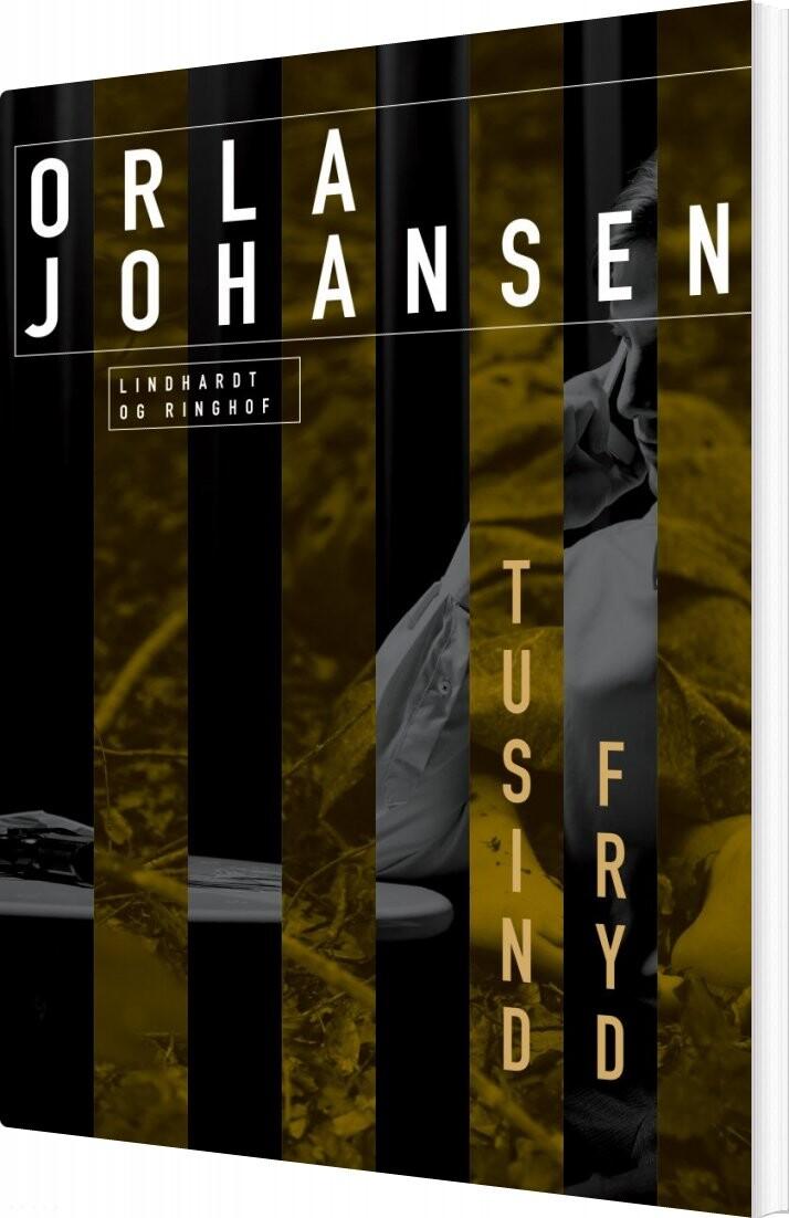 Tusindfryd - Orla Johansen - Bog