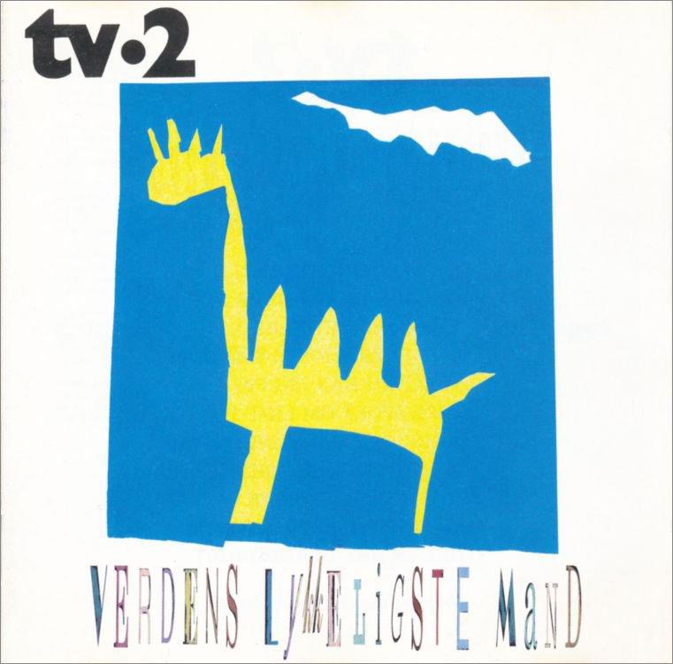 Tv2 - Verdens Lykkeligste Mand - CD