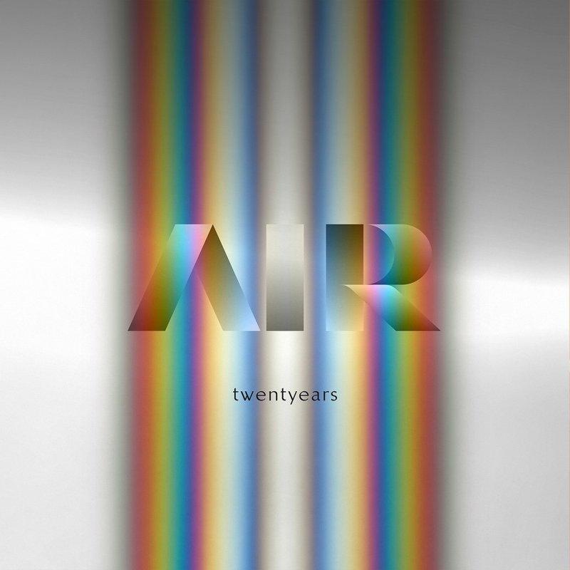 Image of   Air - Twentyears (super Deluxe 3-cd+2-lp) - CD