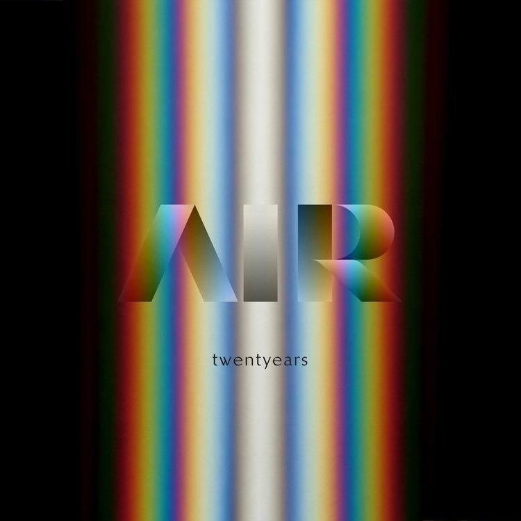 Image of   Air - Twentyears - CD