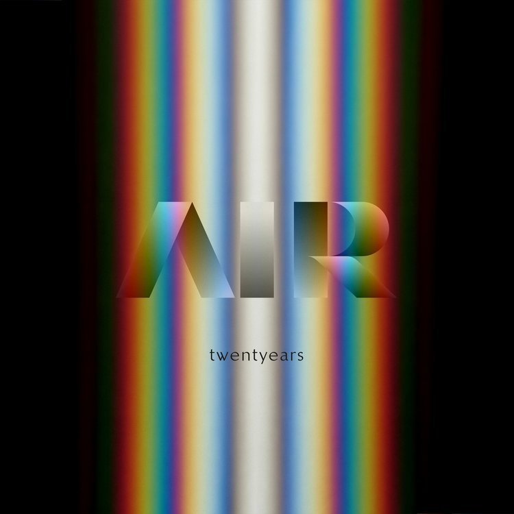 Image of   Air - Twentyears - CD