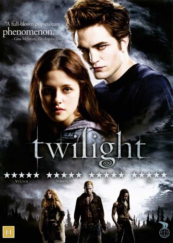 Image of   Twilight - DVD - Film
