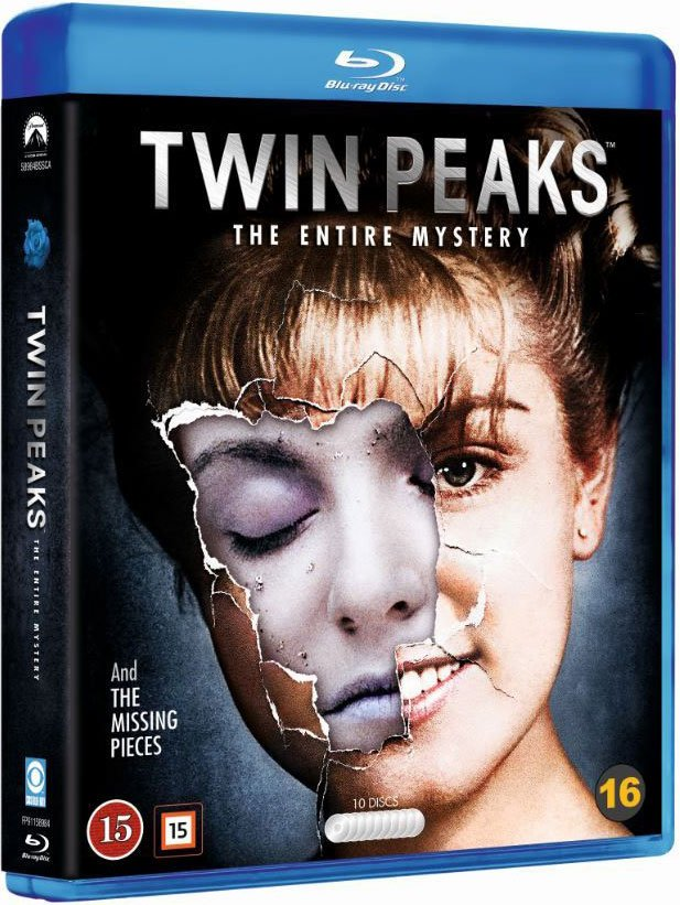 Billede af Twin Peaks Collection - The Entire Mystery And The Missing Pieces - Blu-Ray - Tv-serie