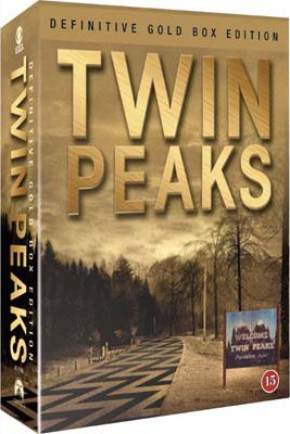 Image of   Twin Peaks - Definitive Gold Boks Edition - DVD - Tv-serie