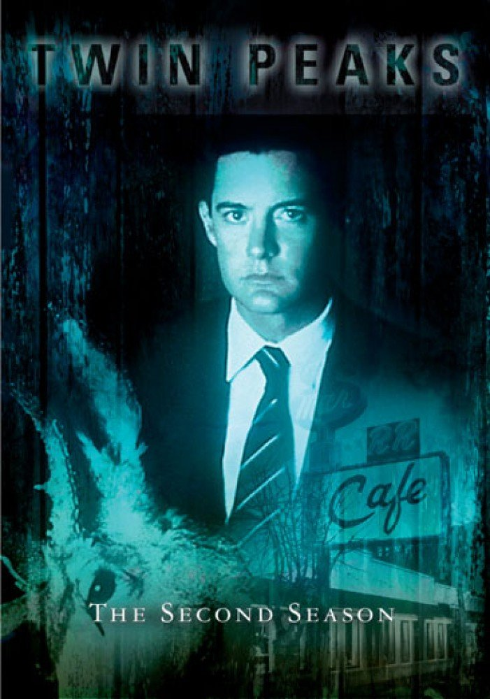 Image of   Twin Peaks - Sæson 2 - Del 1 - Box - DVD - Tv-serie