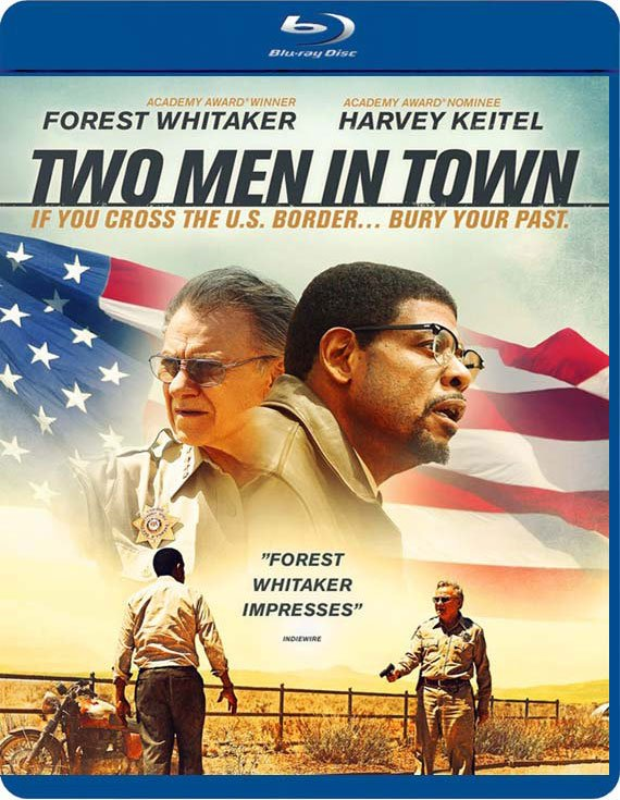 Image of   Two Men In Town - Blu-Ray