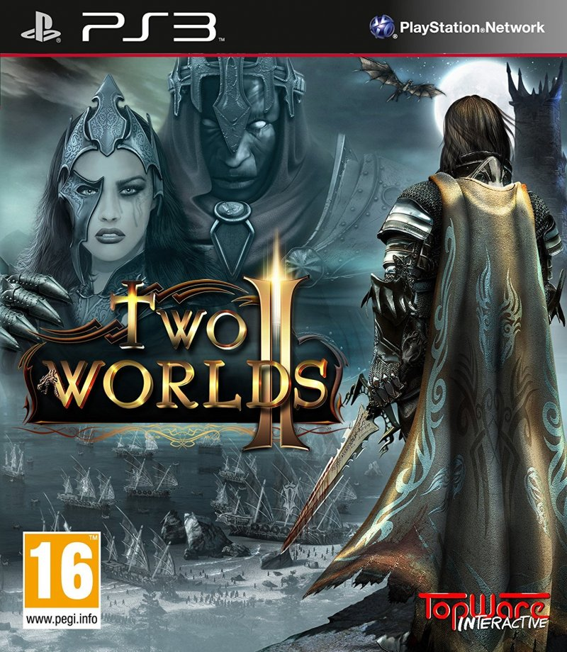 Image of   Two Worlds Ii (2) (import) - PS3