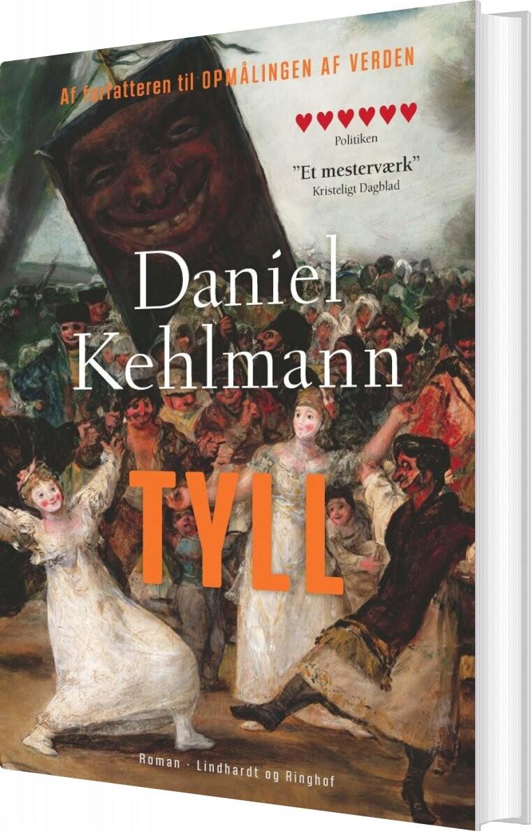 Image of   Tyll - Daniel Kehlmann - Bog