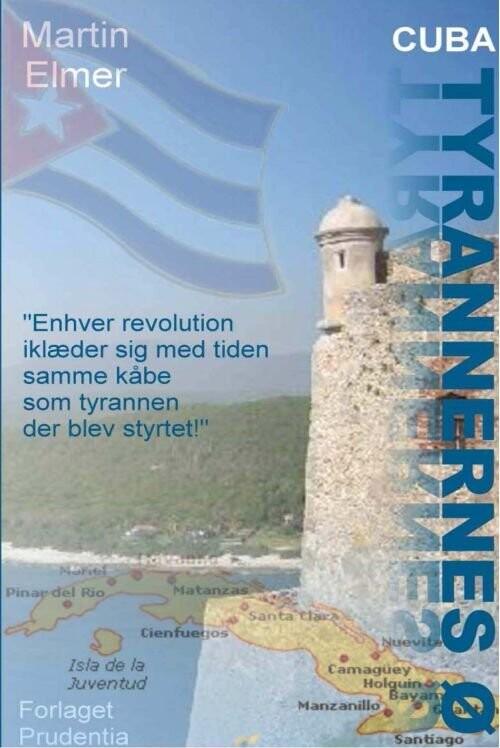 Tyrannernes ø - Martin Elmer - Bog