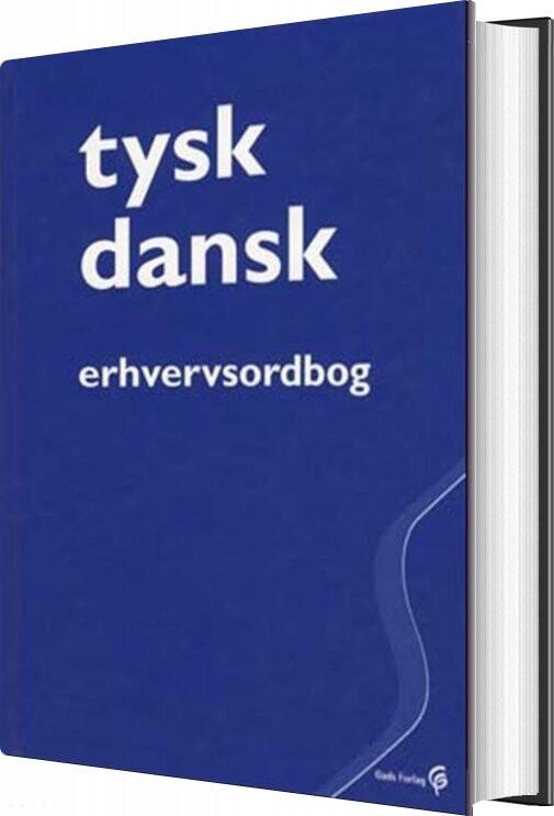 Tysk-dansk Erhvervsordbog - Ole Lauridsen - Bog