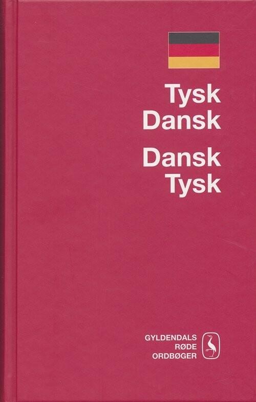 Tysk-dansk/dansk-tysk Ordbog - Ken Farø - Bog