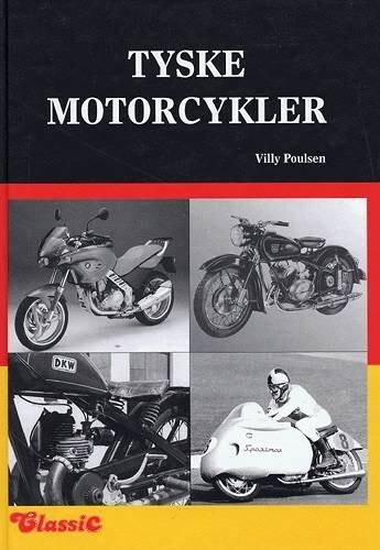 Image of   Tyske Motorcykler - Villy Poulsen - Bog