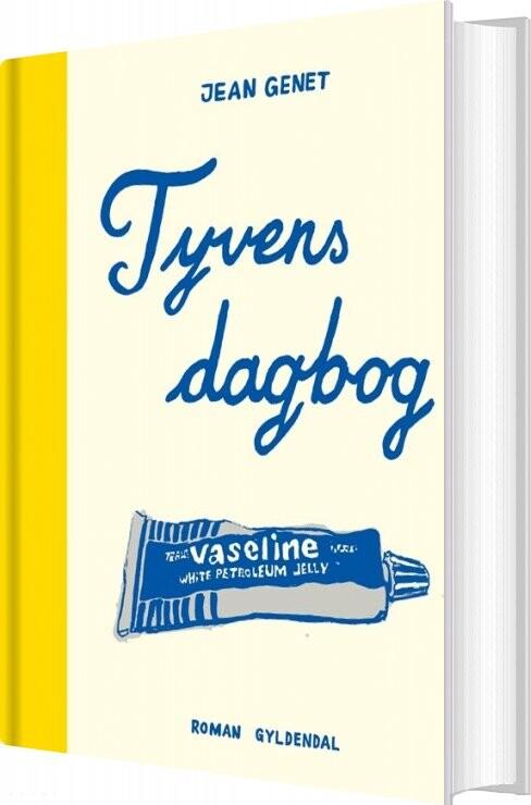 Image of   Tyvens Dagbog - Jean Genet - Bog