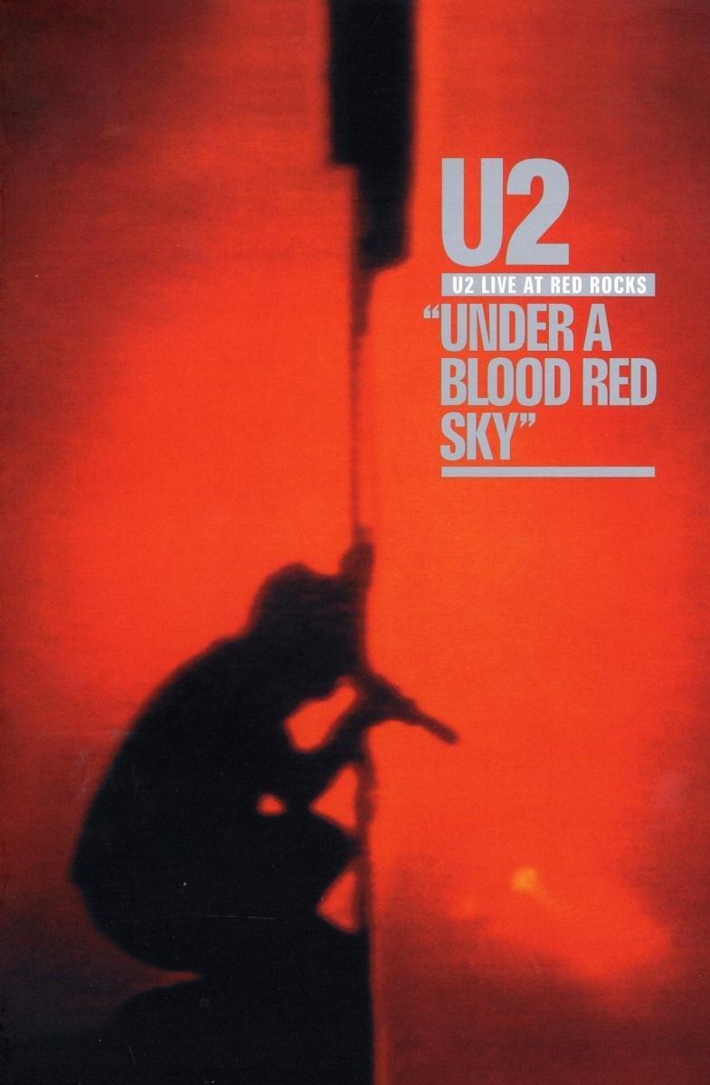 Billede af U2 - Live At Red Rocks - Under A Blood Red Sky - DVD - Film