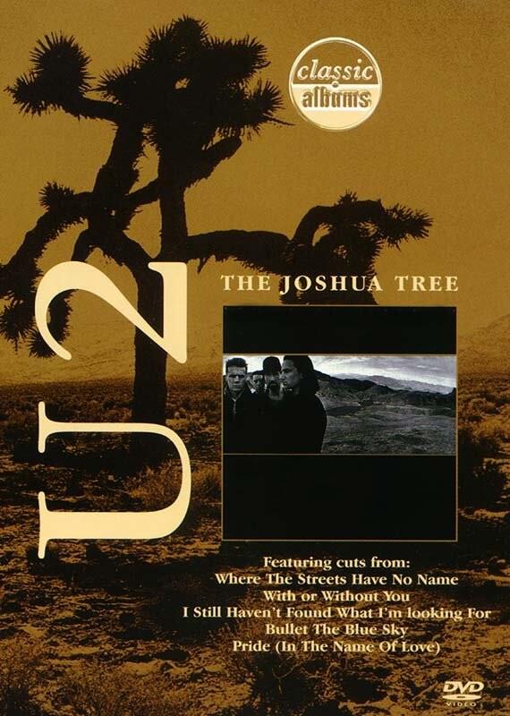 Image of   U2 - The Joshua Tree - Classic Albums - DVD - Film