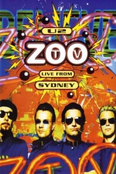 Billede af U2 - Zoo - Live From Sydney - DVD - Film