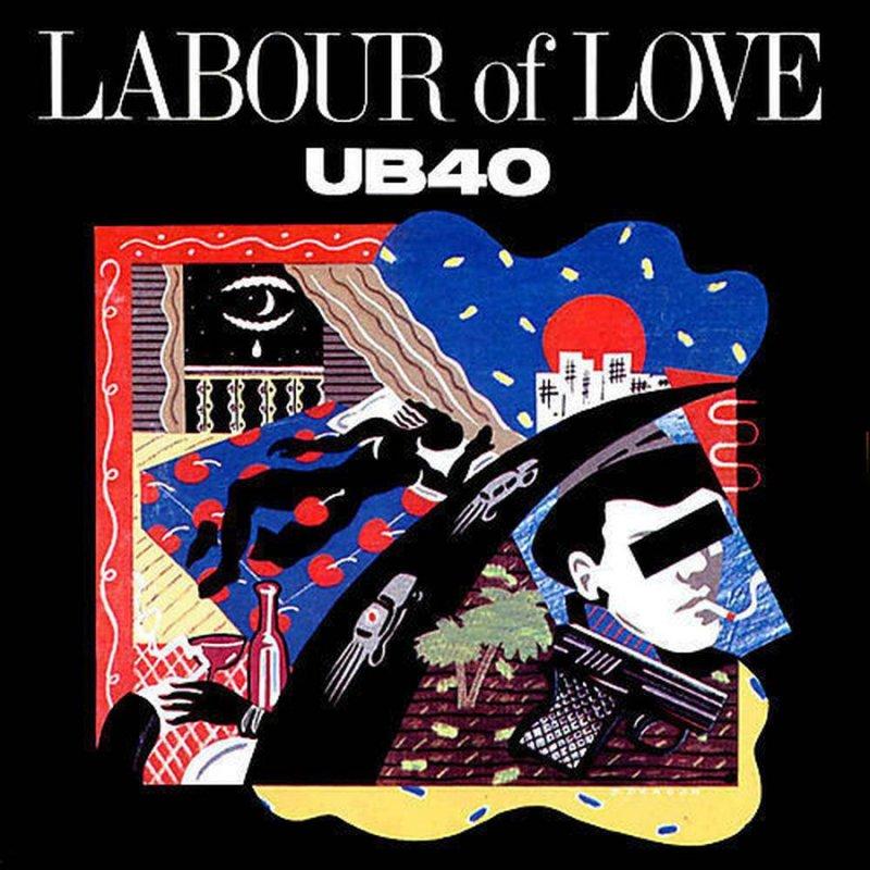 Ub40 - Labour Of Love - Vinyl / LP