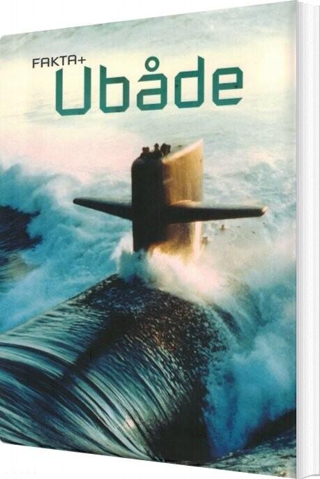 Ubåde - Alex Frith - Bog