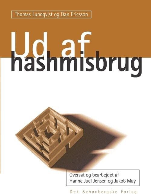 Billede af Ud Af Hashmisbrug - Thomas Lundqvist - Bog