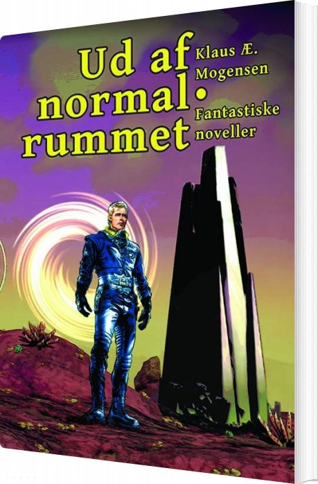 Image of   Ud Af Normalrummet - Klaus æ. Mogensen - Bog