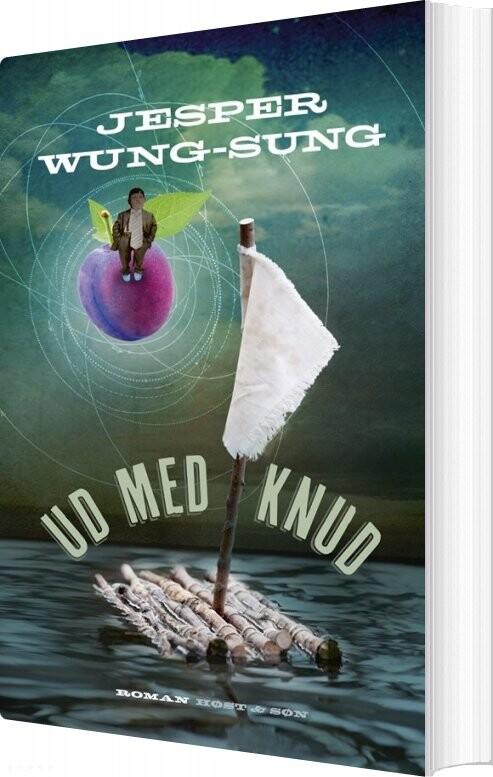 Image of   Ud Med Knud - Jesper Wung-sung - Bog