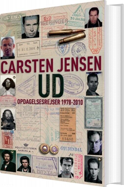 Image of   Ud - Carsten Jensen - Bog