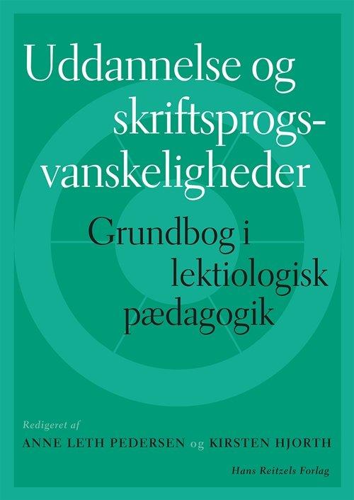 Image of   Uddannelse Og Skriftsprogsvanskeligheder - Helle Vestergaard - Bog