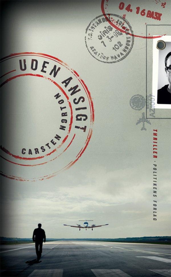Uden Ansigt - Carsten Norton - Bog