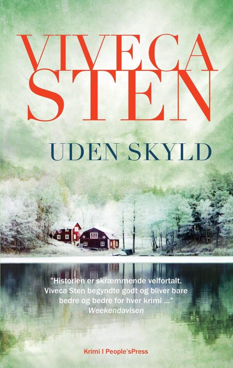 Uden Skyld - Viveca Sten - Bog