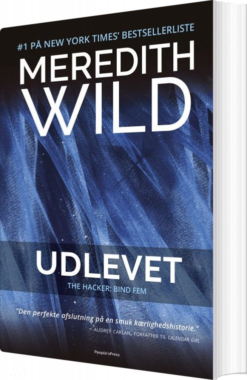 Image of   Udlevet - Meredith Wild - Bog