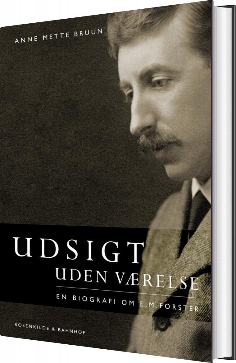 Image of   Udsigt Uden Værelse - Anne Mette Bruun - Bog