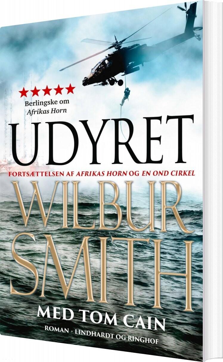 Image of   Udyret - Wilbur Smith - Bog